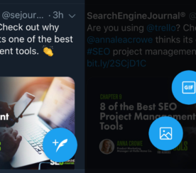 Twitter Redesigns iOS App for One-Handed Scrolling
