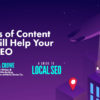 9 Types of Content That Will Help Your Local SEO